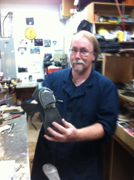 Bay Shoe Repair Vancouver
