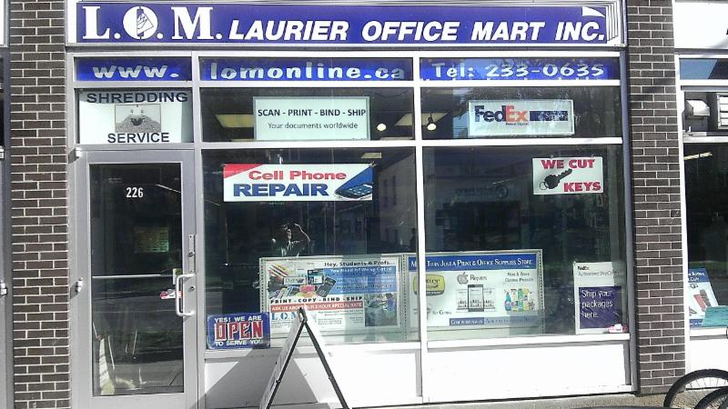 Laurier Office Mart Inc - Photo 1