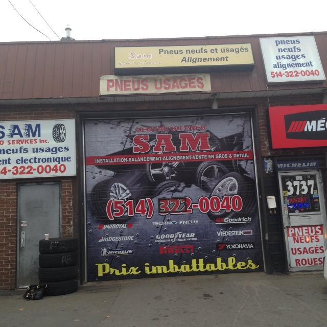 Pneu Sam Auto Service - Photo 1