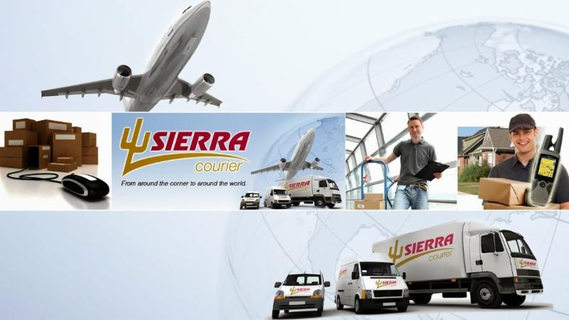 Sierra Courier - Photo 1