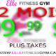 Elle Fitness - Salles d'entrainement et programmes d'exercices et de musculation - 514-439-3699