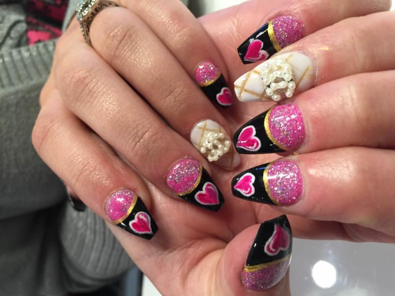 3d nails spa langley bc 110 8850 walnut grove dr