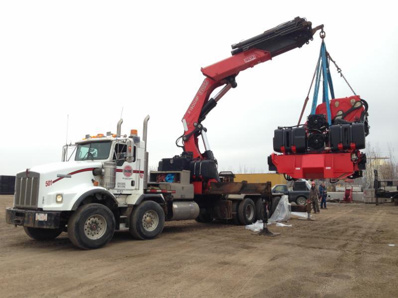 Encore Trucking & Transport - Photo 8