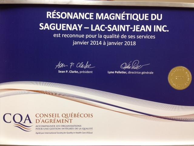 Resonance Magnétique Du Saguenay Lac St-Jean - Photo 1