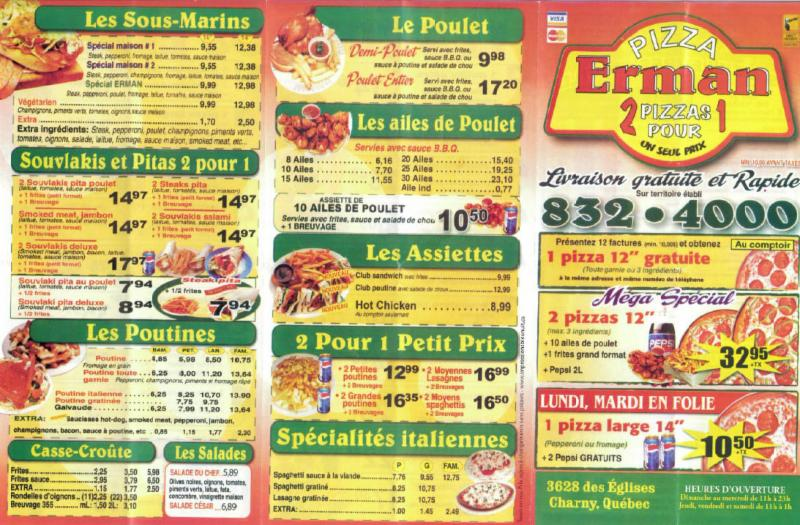 Erman Pizza - Photo 1