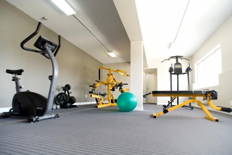 Gym - Château Lincoln