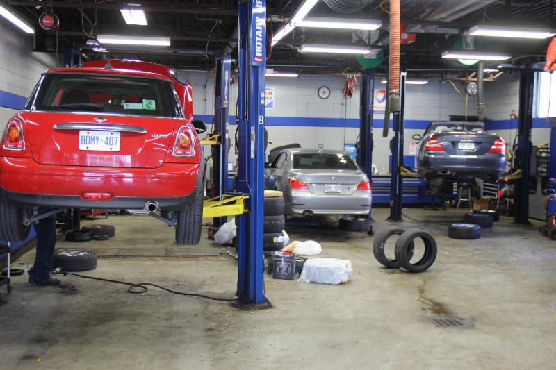 Central Import Automotive Service Inc - Photo 2