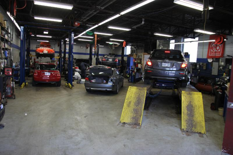 Central Import Automotive Service Inc - Photo 3
