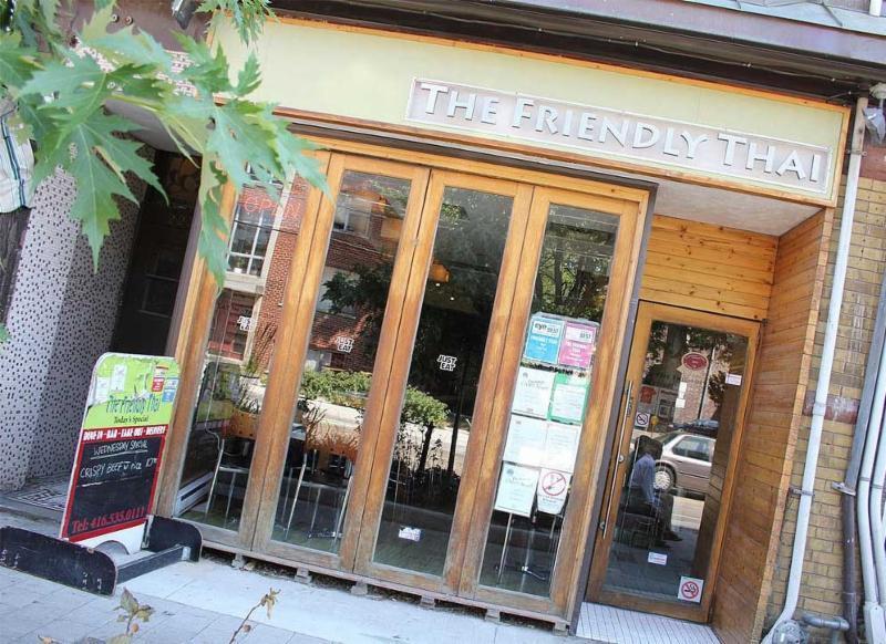 Thai Restaurant Roncesvalles Toronto