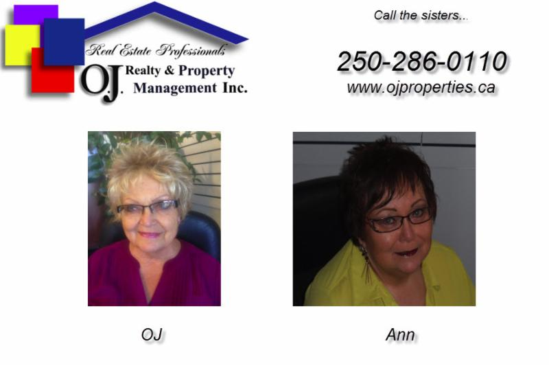 Call the sisters - OJ Realty & Property Management
