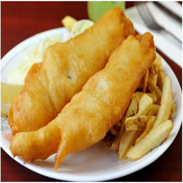 Jerry 39 s fish chips restaurant scarborough on 1190 for Fish and chips restaurant near me