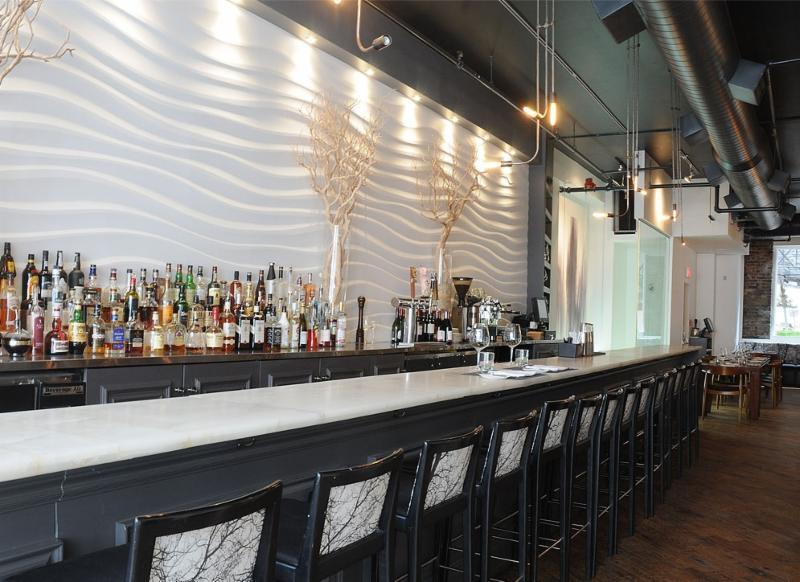 woods restaurant toronto on 47 colborne st canpages. Black Bedroom Furniture Sets. Home Design Ideas