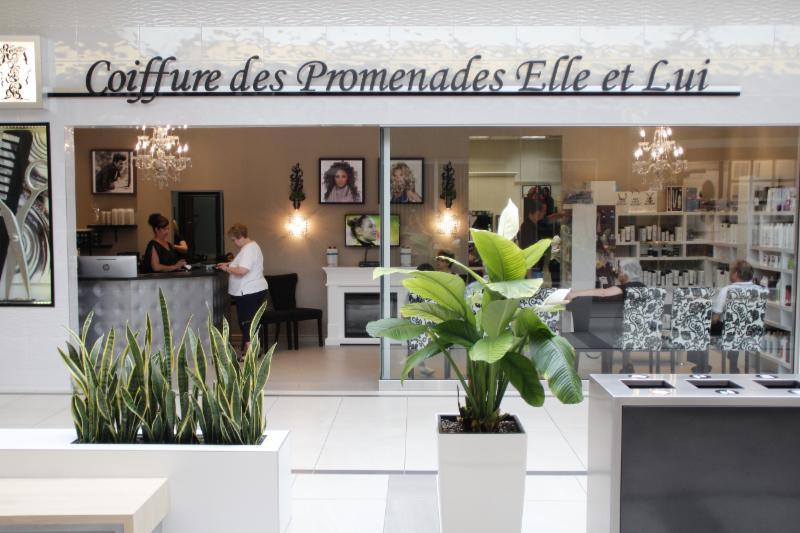 Coiffure Des Promenades Elle Et Lui - Horaire Du0026#39;ouverture - 1100 Boul Maloney O Gatineau QC