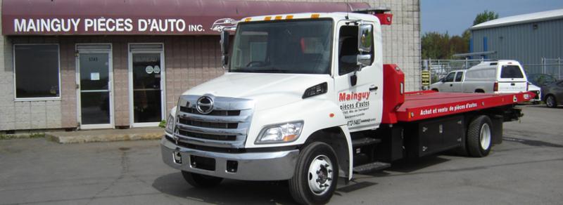 Mainguy Pieces D'Autos Inc - Photo 1