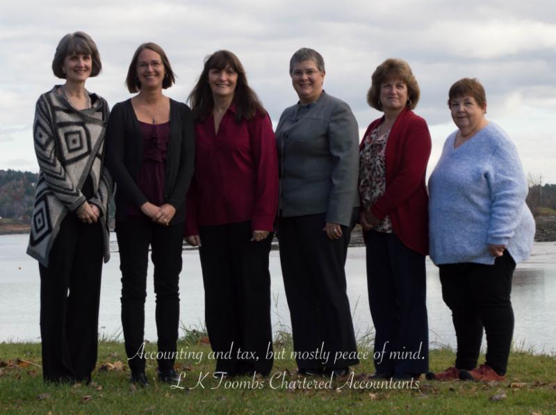 L K Toombs Chartered Accountants - Photo 1