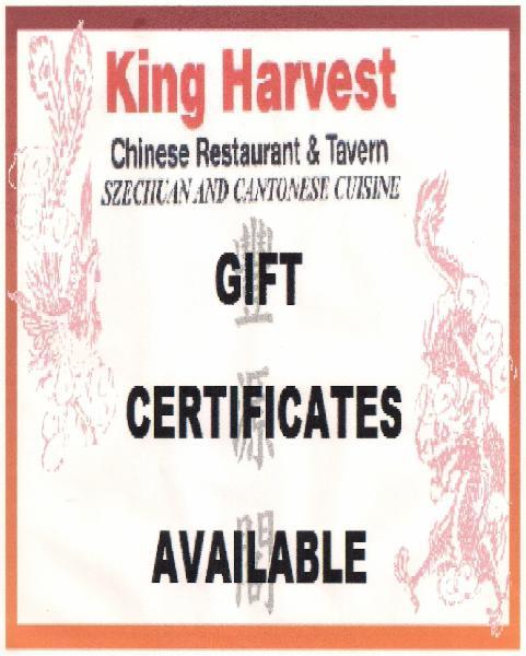 King Harvest Chinese Restaurant & Tavern - Photo 7