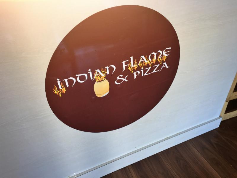Indian Flame & Pizza Restaurant - Photo 6