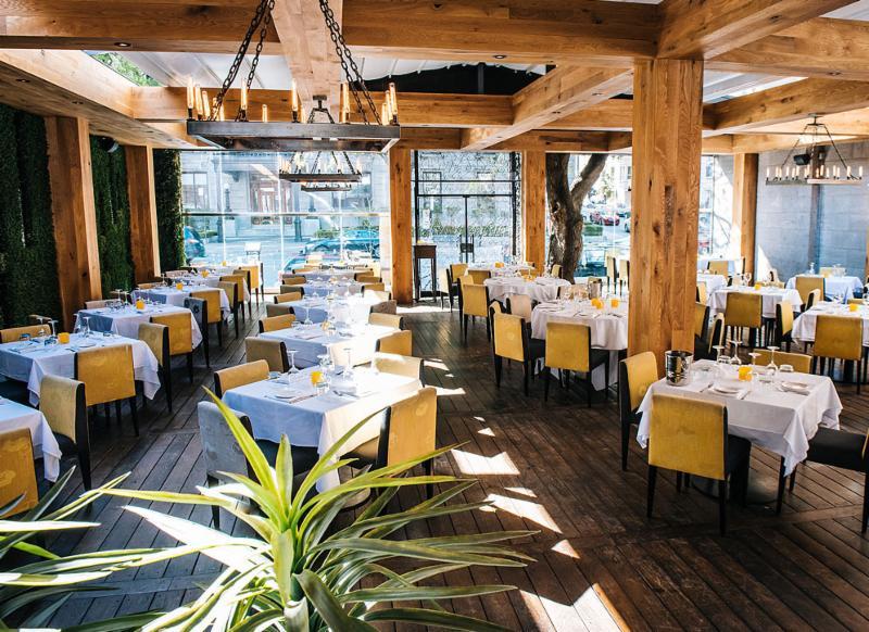 Italian Restaurant Montreal Sherbrooke