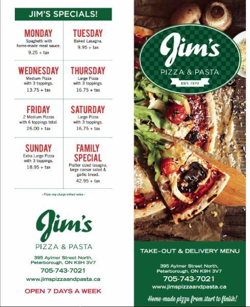Jim's Pizza - Photo 2
