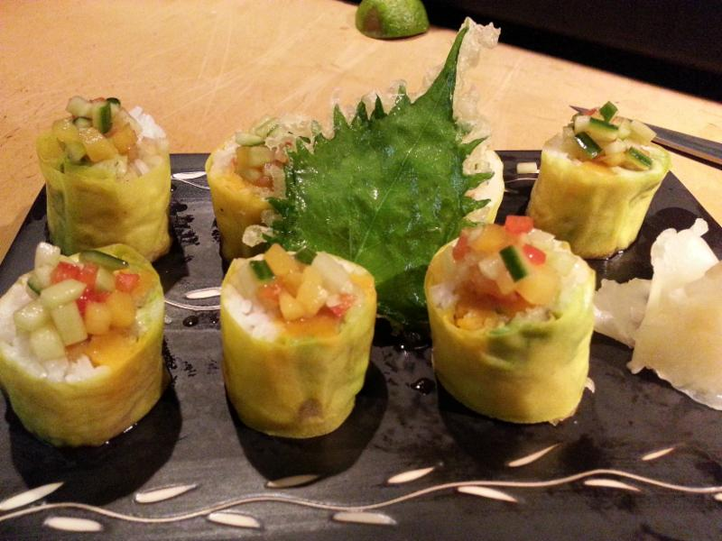 Zen japanese restaurant menu hours reservation 101 for Asian cuisine hours