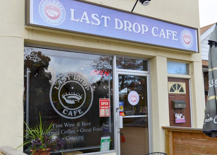 Last Drop Cafe - Photo 4
