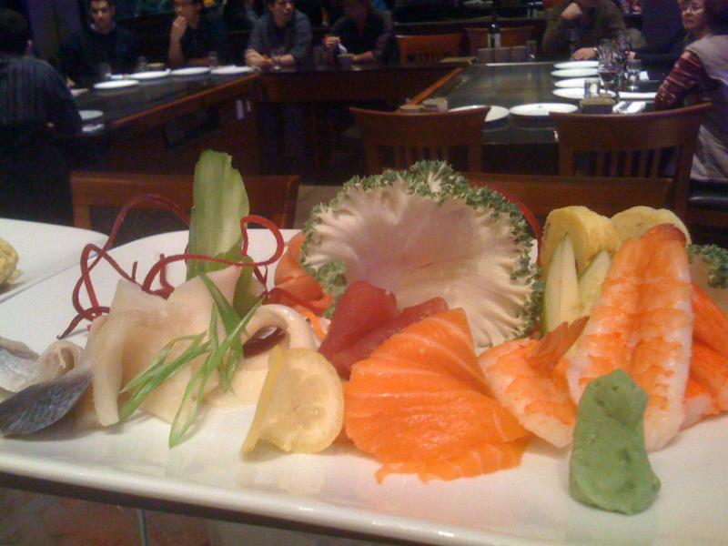 Beni hana cuisine japonaise 5666 rue sherbrooke e for Cuisine japonaise