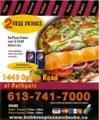Bobbies Pizza Sub - Photo 1