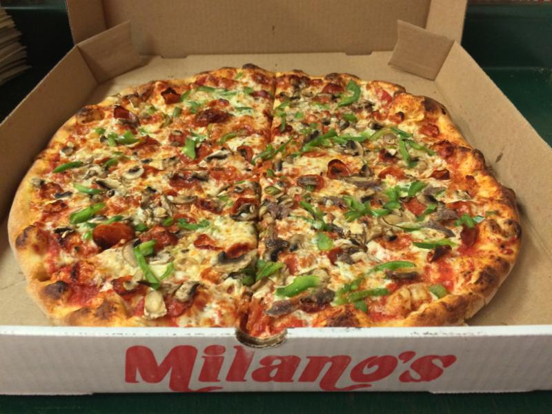 Milano's Pizza Inc - Photo 2