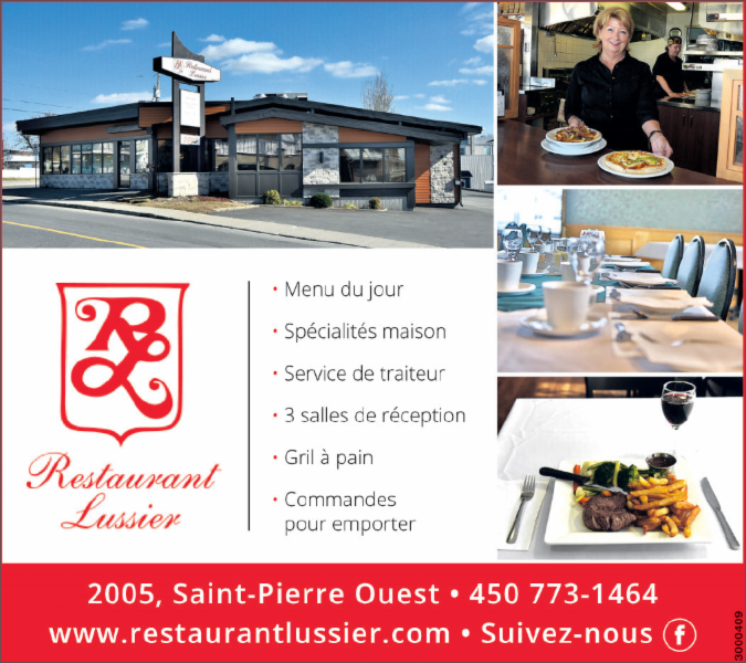 Restaurant Lussier - Photo 5