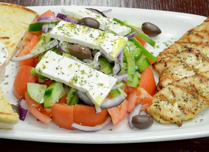 Greek Food Richmond Hill Delivery