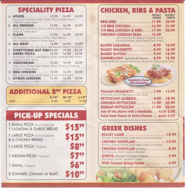 Mount Athos Pizza - Photo 4