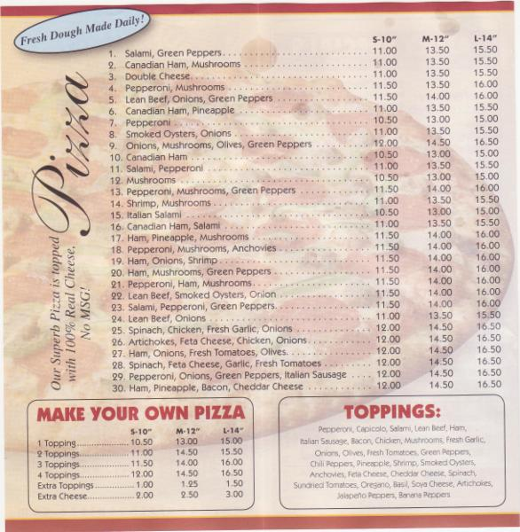 Mount Athos Pizza - Photo 3