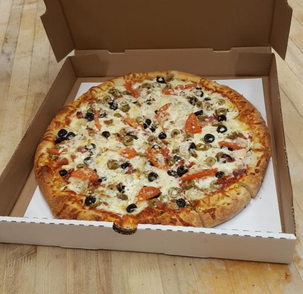 Gerry's Pizza - Photo 6