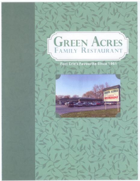 Green Acres Family Restaurant - Photo 1