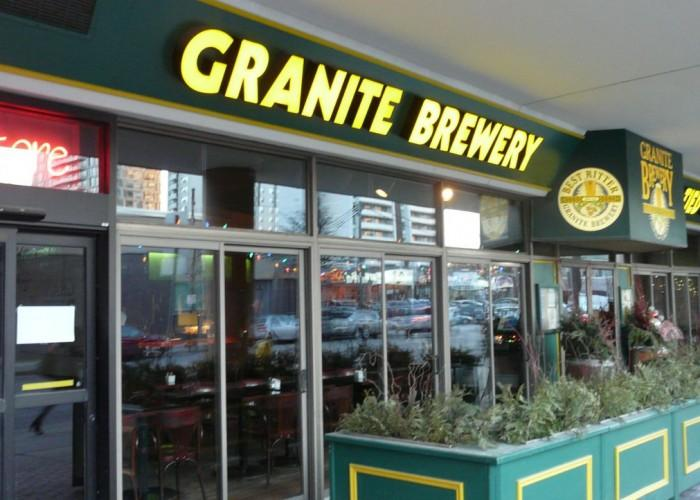 Granite Brewery - Photo 3