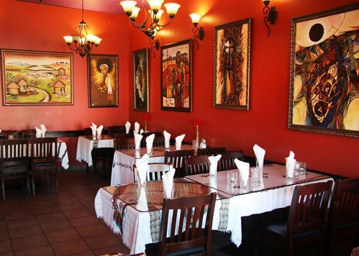 Harambee ethiopian restaurant vancouver bc