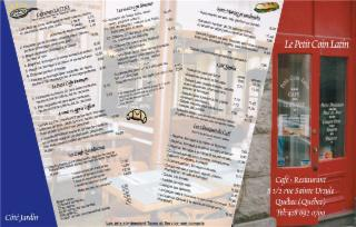 Restaurant Le Petit Coin Latin - Photo 8