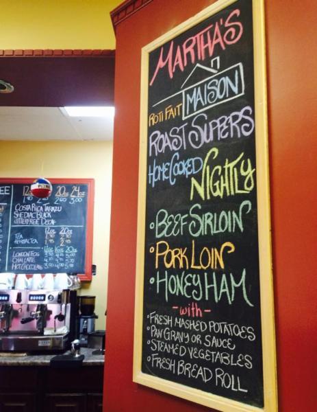 Martha's Restaurant - Photo 1