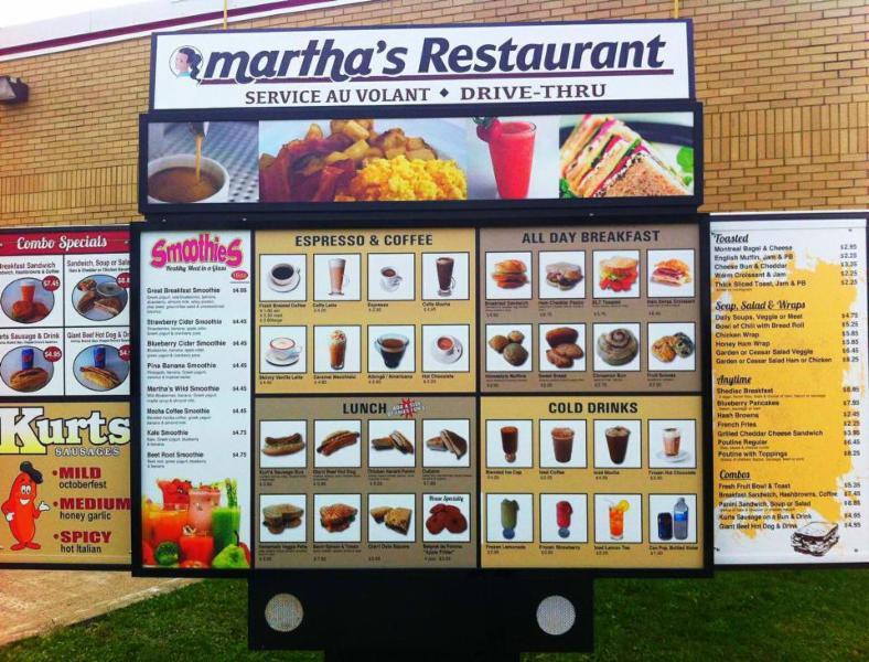Martha's Restaurant - Photo 5