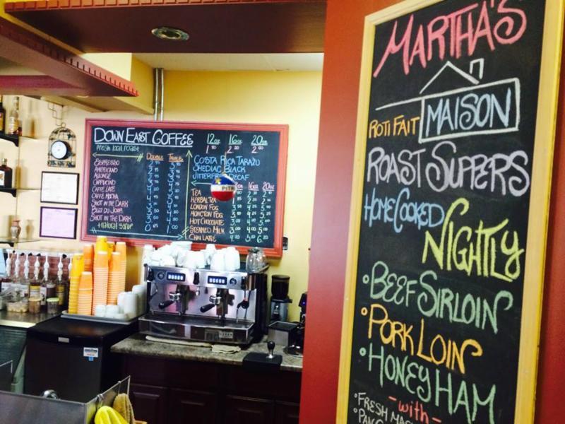 Martha's Restaurant - Photo 6