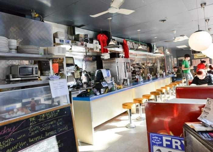 The George Street Diner - Photo 3