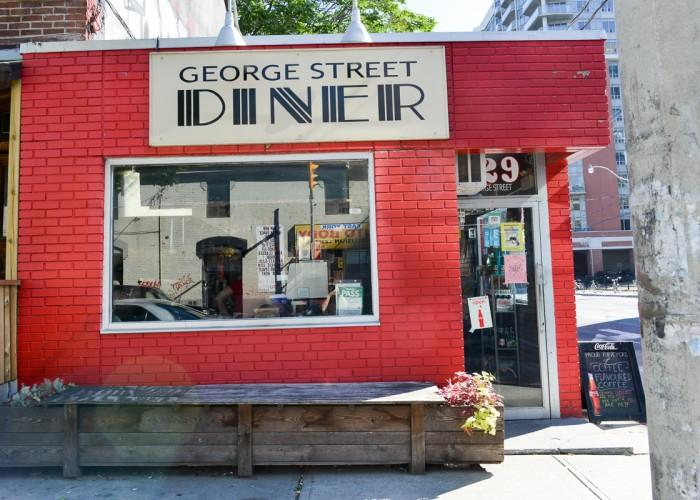 The George Street Diner - Photo 4