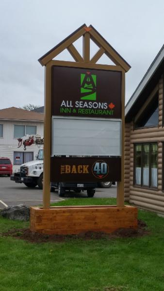 All Seasons Inn & Restaurant - Photo 11