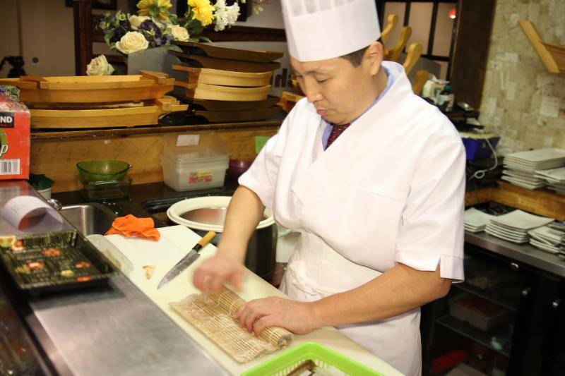 Sachi sushi japanese korean restaurant menu hours for Asian cuisine hours