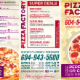 Pizza Factory - Pizza et pizzérias - 604-943-5600