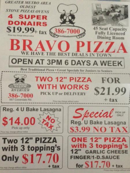 Bravo Pizza - Photo 2