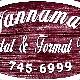 Hannamars Bridal - Bridal Shops - 705-745-6999