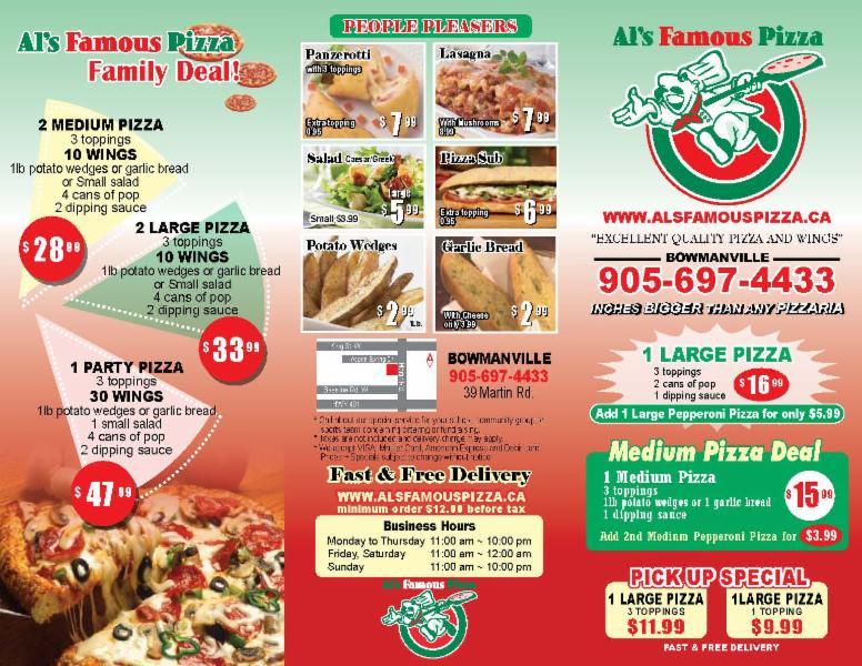 Al's Famous Pizza - Photo 1