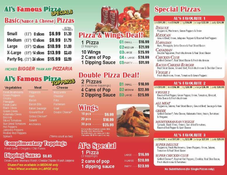 Al's Famous Pizza - Photo 2