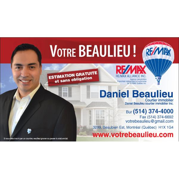 daniel beaulieu courtier immobilier remax horaire d 39 ouverture 3299 rue beaubien e montr al qc. Black Bedroom Furniture Sets. Home Design Ideas
